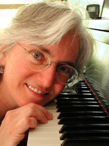 Pianist Jacqueline Schwab